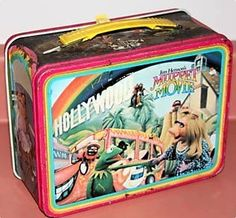 The Muppet Movie vintage lunch box - lunch-boxes Photo
