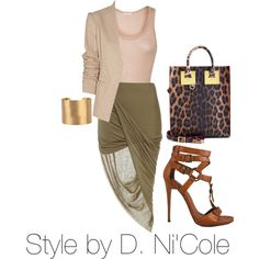 Untitled #932, created by stylebydnicole on Polyvore