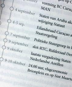 Vier jaar later, over het einde van de Nederlandse Antillen - auteursblog van Freek van Beetz