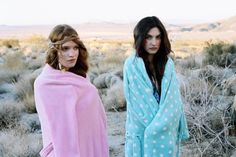 Free People April Lookbook BTS