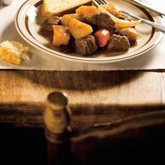 Ricardo's recipe: Beef and Beer Stew 