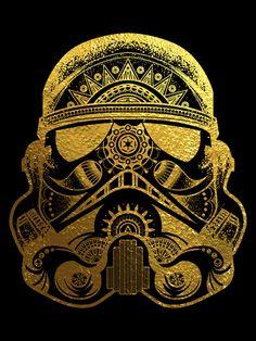 Star Wars Mandalas - Created by Patrick McWain
