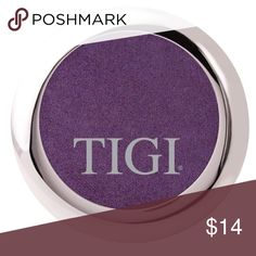 "TIGI High Density ""Purple Haze"" Eyeshadow! Purple Haze is mineral based, so it'll go on smooth and ensure long-lasting wearability! TIGI Makeup Eyeshadow"