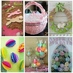 donneinpink- fai da te consigli per gli acquisti : Pasqua - Decorazioni pasquali facili fai da te 8 t...