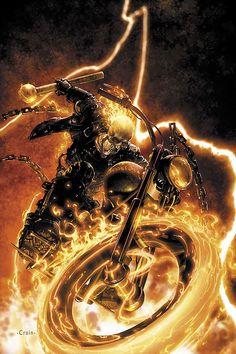 ghost rider MARVEL GALERIA - Buscar con Google