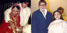 अमिताभ बच्चन और जया बच्चन की शादी के हुए 42 साल