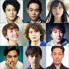 Gintama Cast for Live-Action Revealed for Yorozuya, Shinsengumi, & More