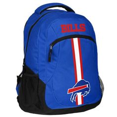 Buffalo Bills Action Backpack - $24.99