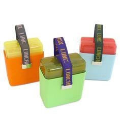 Sleek Eco Lunch Box