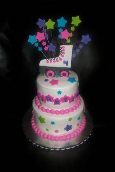 Skate cake topper! By heartofoklahoma on CakeCentral.com