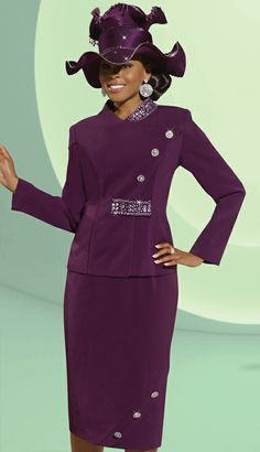 Donna Vinci ITALY Suits | DV11223,Donna Vinci Spring And Summer Suits For Church 2014