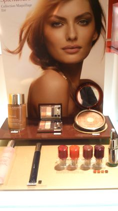Splendours Collection Maquillage Clarins 2013