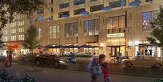 Check it out: Historic Pictures, New Renderings of Crosstown Project