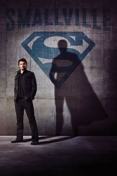 SMALLVILLE...this has to be one of my all time favorite shows ever! I hated to see it end, but I own all of them on DVD so I can re-watch them over and over again!