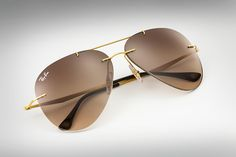 This new #Aviator is hereby known by the name, #STRONGasTITANIUM // www.ray-ban.com