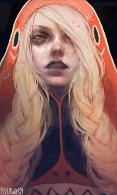 """""""Bruised and amused"""" by Feverworm aka TanChaotic-Muffin 