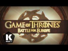 Abertura de Game of Thrones ganha versão com estádios em vez de castelos - Guia do Boleiro