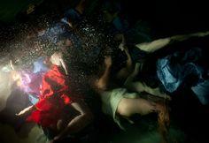 Caravaggio rivive nelle foto sott'acqua di Christy Lee Rogers | Underwater Photography
