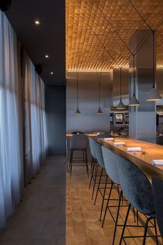 restaurant 212 Amsterdam by concrete
