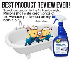 These are some of the kindest words anyone could say about Pedro Guimarães Commercial products! Cleaning Humor, Cleaning Hacks, Cleaning Supplies, Greatest Songs, Kind Words, Spray Bottle, Minions, Tub, Commercial