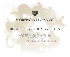 Florencia Llompart - Invierno 2014