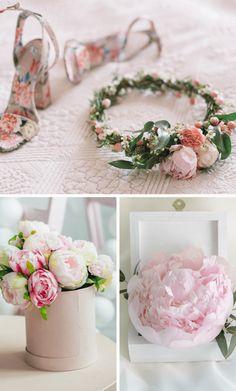 40 Ideen für eine Hochzeit mit Pfingstrosen - Hochzeitskiste Table Decorations, Armin, Wedding, Home Decor, Flower Jewelry, Small Wedding Bouquets, Centrepiece Wedding Flowers, Pentecost, Newlyweds
