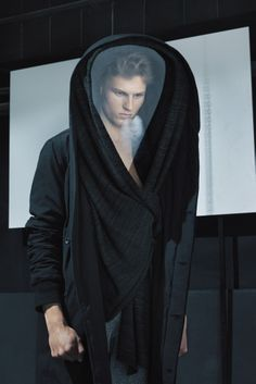 Jacob K. (Panda Models) captured by Paweł Fabjański for Label Magazine.