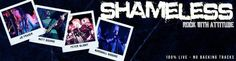 Check out Shameless Coverband on ReverbNation