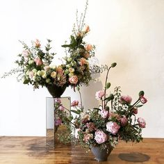 All the Cool Kids Are Doing It: The New Garde of Flower-Arranging Classes