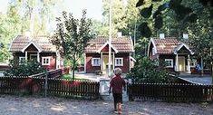 """""""Astrid Lindgrens Värld"""". Der große Erlebnis-Park in Småland"""