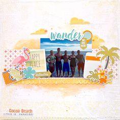 Wander - Scrapbook.com