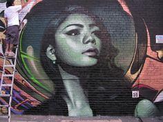 el mac.  #streetart #elmac