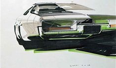 Géza Lóczi is a Hungarian American car designer, Director of Design at Volvo Monitoring Concept Center (VMCC in Camarillo, California). He started drawing . Car Design Sketch, Car Sketch, Retro Cars, Vintage Cars, Colani Design, Car Illustration, Classic Motors, Car Posters, Car Drawings