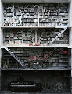 Marc Giai-Miniet Bookcases