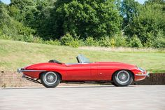 1961 Jaguar E-Type Series I 3.8 Roadster – Chassis #850027 - Silverstone Auctions