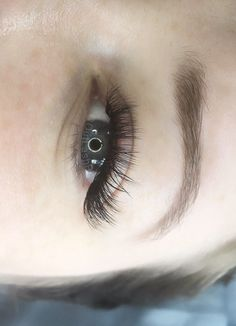 Volume eyelash extensions ! Eyelashes by me :) IG: @OutLashRI