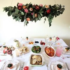 Hanging Wreath by Sara Kim