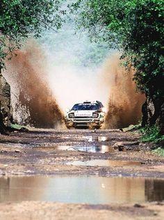 Toyota Celica GT4 rally car - Group A
