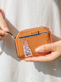 Leather Men, Leather Wallet, Rfid Wallet, Minimalist Fashion, Money Clip, Coin Purse, Card Holder, Zipper, Bags