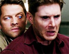the houses of the holy This is TOO much #casangeleyes #deandemoneyes