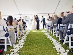 Married! <3  Eastward Ho Country Club, Chatham Wedding - Sarah Murray Photography