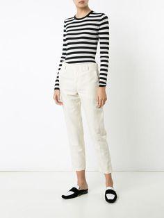 Michael Kors striped jumper