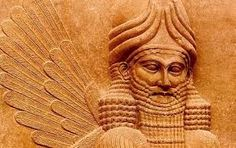 sumerian headdress - Google Search