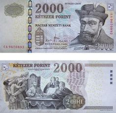"""Hungarian King Bethlen Gábor is featured on the Forint banknote.The scene below is from a famous painter's impression of """"gabor Bethlen and his advisors"""" Hungary Hungary History, Family Roots, World Coins, Folk, The Past, Scene, Stamp, Retro, Budapest"""