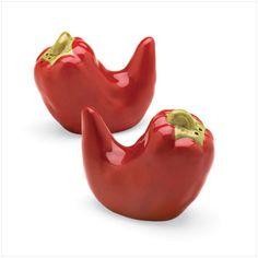 Chili Salt & Pepper Shaker Set