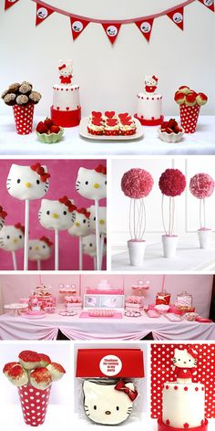 Hello Kitty Party Food Ideas