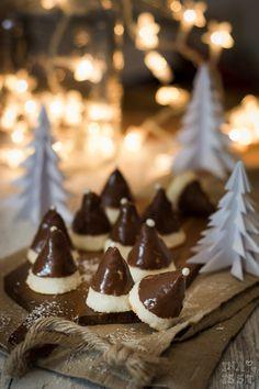 Süße Mützen von Ina Is(s)t für den Sugarprincess Christmas Cookie Club mit großem Gewinnspiel