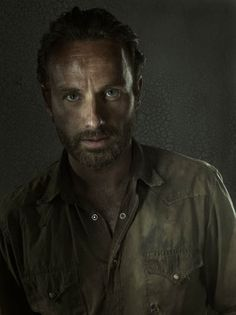 Interview with Andrew Lincoln (Rick Grimes)