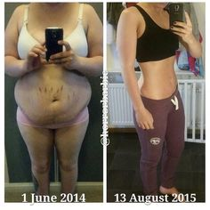 Tag a Friend You Want to Help Motivate Want to Make a Transformation Like This? Check bio for more info! @horrorbarbie After I had my second baby in less than 2 years I found myself weighing 232lbs. I was really unhappy cried every time I saw myself in