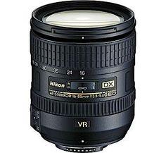 Nikon Lenses wide angle lenses by nikonk for Nikon AF-S DX NIKKOR 16-85mm f/3.5-5.6G ED VR Lens - Cameras Direct AUSTRALIA